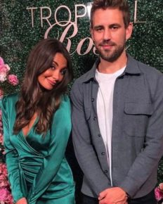 Peter Weber's of The Bachelor, Nick Viall and Kelley Flanagan address the rumors of their dating!