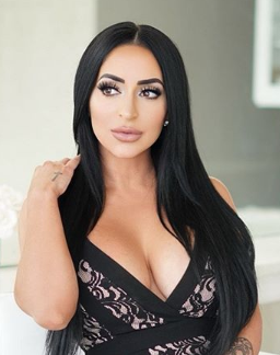 Angelina Pivarnick Biograpy