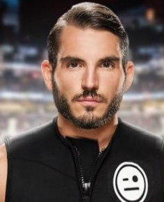 John Anthony Nicholas Gargano is an American professional wrestler. He is currently signed to WWE, where he performs on the NXT brand as Johnny Gargano and is the current NXT North American Champion in his record third reign