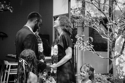 Michelle Langstone Wedding